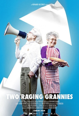 Two Raging Grannies