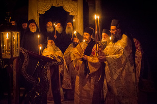 A Taste of Heaven - The Monks of Mount Athos