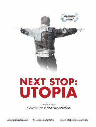 Next Stop: Utopia