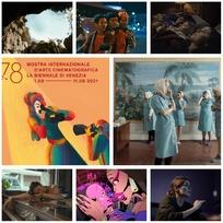 MEDIA funded films at the Venice Film Festival 2021