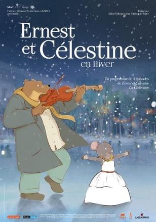 Ernest and Célestine in winter