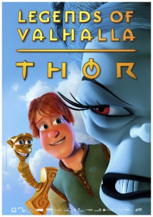 Legends of Valhalla - Thor