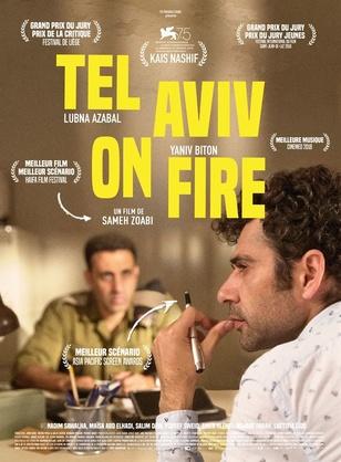 Tel Aviv on Fire