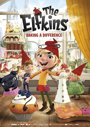 The Elfkins – Baking the difference