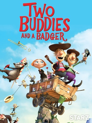 Two Buddies and a Badger 2 - The Great Big Beast