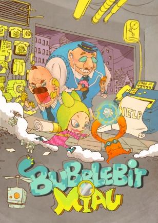 Bubblebit and Miau