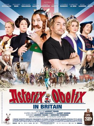 Asterix et Obelix: in Britain