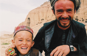 The boy Mir, ten years in Afghanistan