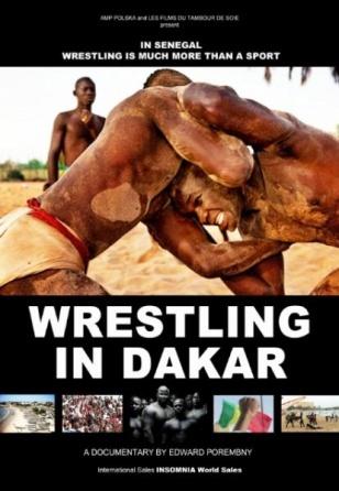 Wrestling in Dakar aka Madame Tyson
