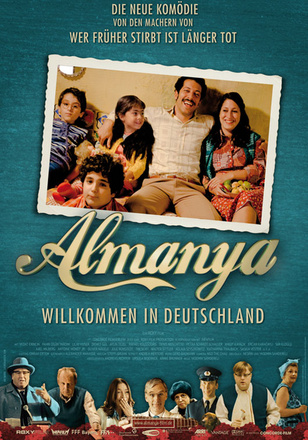 Almanya - Welcome to Germany