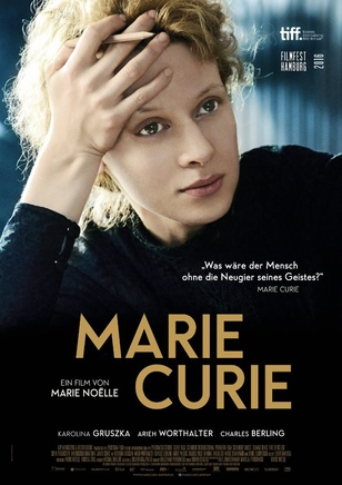 Marie Curie, The Courage of Knowledge